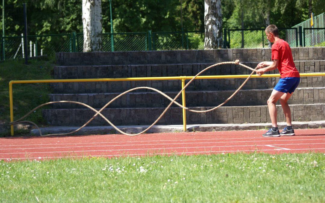 Trening siłowy – część 1