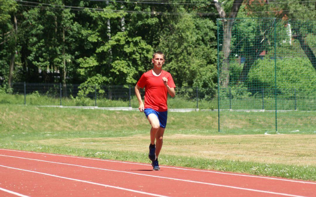 Trening siłowy – część 2 siła biegowa